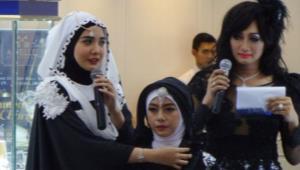 Ini Cara Zaskia Sungkar Padu Padan Hijab dengan Perhiasan untuk Lebaran