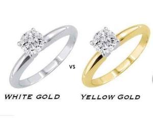 Perbedaan Kelebihan dan Kekurangan Emas Putih Vs Emas Kuning