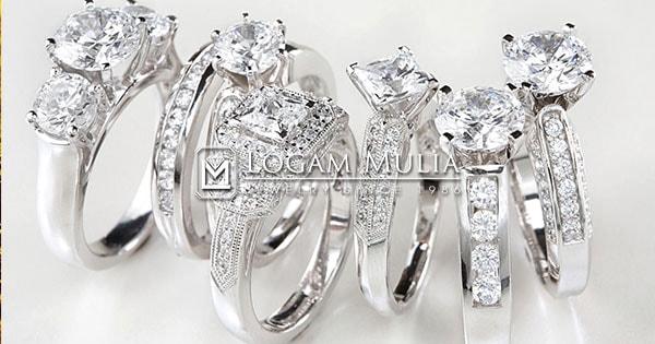 Kategori Cincin Kawin Yang Dimiliki Oleh Toko Perhiasan Berlian