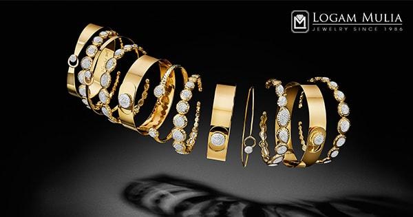 4 Model Dasar Gelang Emas Yang Wajib Anda Ketahui