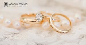 Mengenal Perbedaan Cincin Pernikahan Emas Putih, Emas Kuning dan Rose Gold