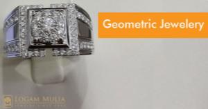 Tips Tampil Stylish Dengan Perhiasan Geometris