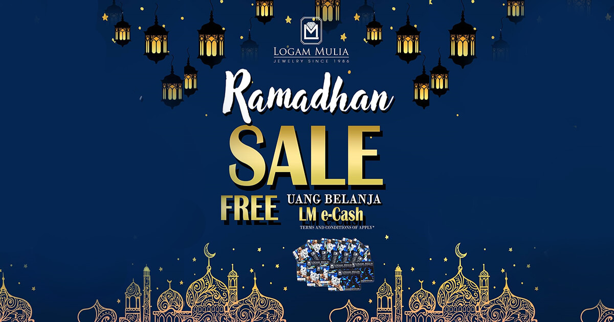 Logam Mulia Holy Month Ramadan Sale