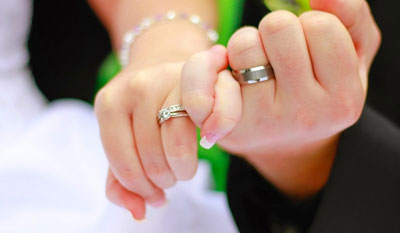 Alasan Mengapa Cincin Kawin Dipakai Di Jari Manis Sebelah Kiri