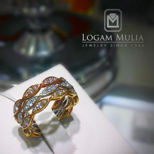 cincin berlian wanita bbw yy113222