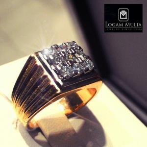 cincin berlian pria xmc hk 85