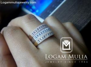 cincin berlian wanita arw r602420 r tte arw r602420 y tte