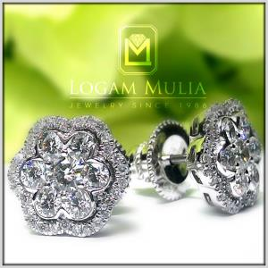Anting Anting Berlian Wanita CRA.SD.MJ2725E ddtd