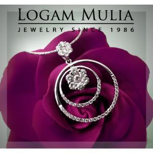 liontin berlian wanita clt 00771 011 ri ssnt