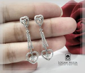 anting anting berlian wanita ca0606 008 sden