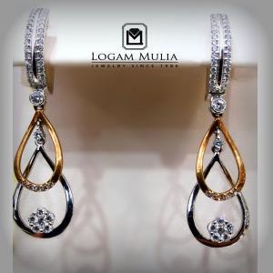 anting anting berlian wanita l1043608 sdet