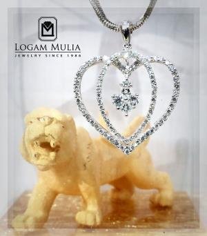 liontin berlian wanita slc0036 009 slst