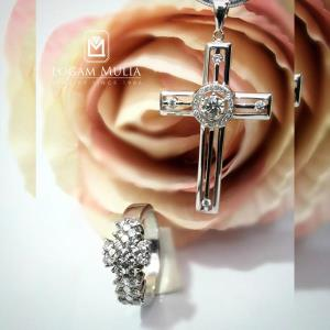 liontin berlian wanita jwl jm7088010 sdts