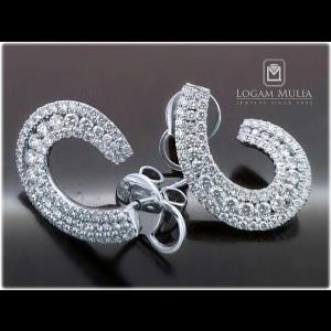 Anting Anting Berlian E601201B dNtL