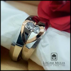 Wedding Ring CRWM.BJ709R/1 Ldd CRWM.BJ709R/2 LLL