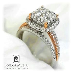 cincin berlian wanita arw r603523 dnnn