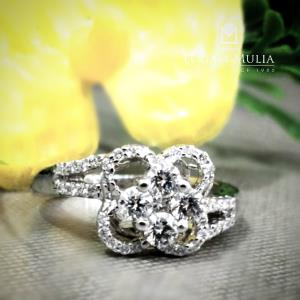 cincin berlian wanita cws 133 009 sdsd