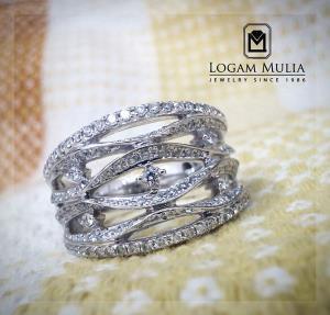 cincin berlian wanita hdr79231 stdl
