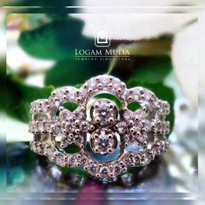 cincin berlian wanita cw0595 011