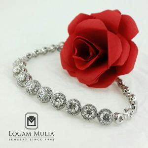 gelang berlian wanita arbr rk b1200002 etsn