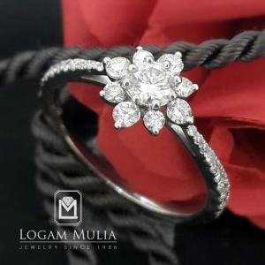 cincin berlian wanita crw rk sd 1510 sdts