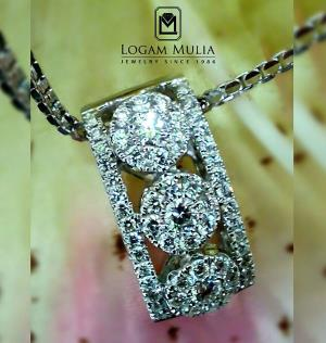 liontin berlian wanita arl.p602031 ddt 03050658972