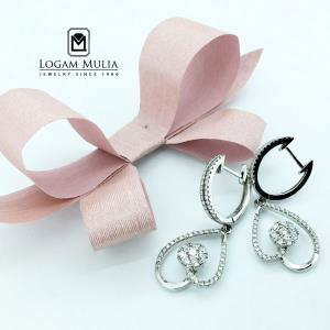 Anting Berlian Wanita ARA.CE26935.R1 sdNE