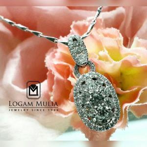 liontin berlian wanita crl.sd.mj.2907.m ttsl 21045317143
