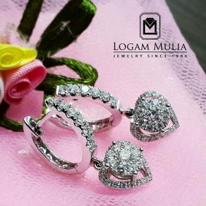 Anting Berlian Wanita ARA.E102678B