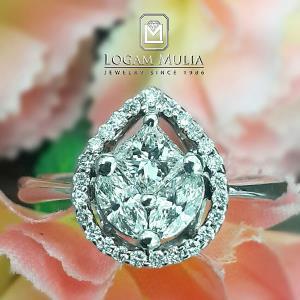 cincin berlian wanita sws435or005r1 stnd 28040305765