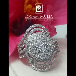 cincin berlian wanita dvw.rff7254 tddt 28041552068