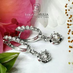 Anting Berlian Wanita DVA.SE1056A2 dEsd