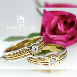 Wedding Ring HKWM.KN.75 LdD LND