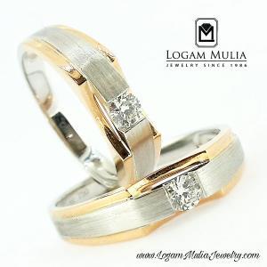cincin kawin berlian kombinasi rose gold pjwm.r7151 ese edl 08032701765