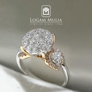 cincin berlian wanita arw.r202054 sdde 18035418281