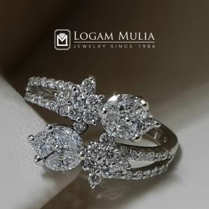 cincin berlian wanita aw0046or013 dnes 18035609187