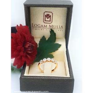 cincin berlian wanita crw.mt1480r edl 21110614323