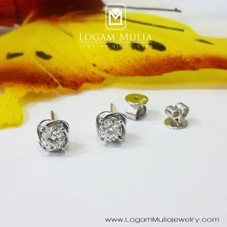 Anting Berlian Wanita DVA.CA02-32