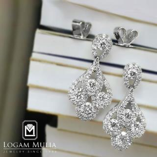 Anting Berlian Wanita PJA.E4230 sedd
