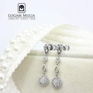 Anting Berlian Wanita CAS123 ssND