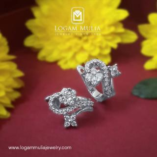 Anting Berlian Wanita CA0521 sNDT