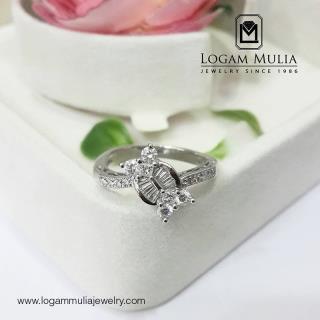 cincin berlian wanita cw.x ddd 22105605452