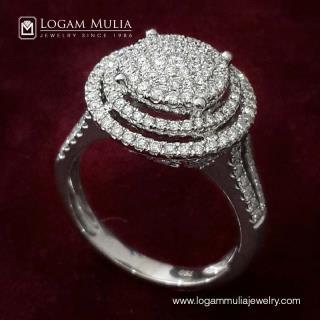 cincin berlian wanita arw.r102319b.ri sttn 22112222374