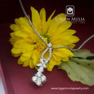 liontin berlian wanita sl1092 sedd 22112528624