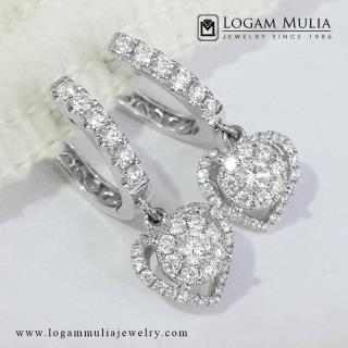 Anting Berlian Wanita ARA.E102678B stSL