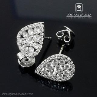 Anting Berlian Wanita PJA.E4069 sNDT