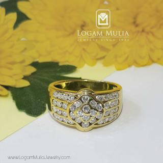 cincin berlian wanita xw.hk.kn75 seed 11030653238