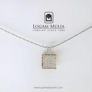 liontin berlian wanita arl.p603613 ssdt 14115316801