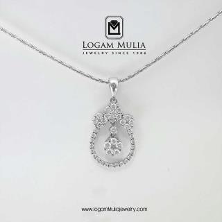 liontin berlian wanita cls0685 stn 14115832192