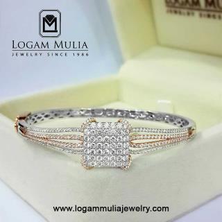 gelang berlian wanita ambg.0009b tten 23094937162